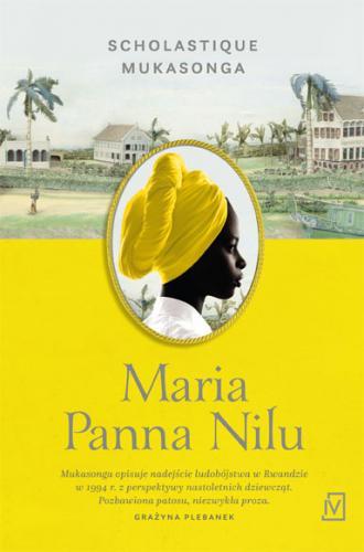 Maria Panna Nilu - okładka książki