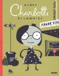 Młoda charlotte filmowiec - okładka książki