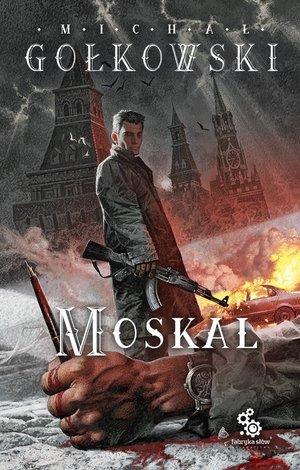 Moskal - okładka książki