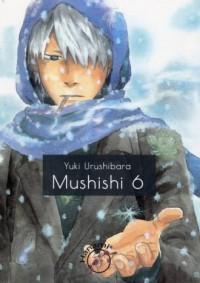 Mushishi 6 - okładka książki