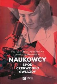 Naukowcy spod czerwonej gwiazdy - okładka książki