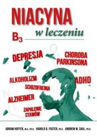 Niacyna B3 w leczeniu - okładka książki