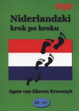 Niderlandzki krok po kroku (+ CD) - okładka podręcznika