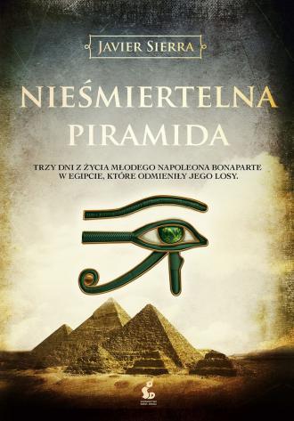 Nieśmiertelna piramida - okładka książki