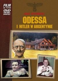 ODESSA i Hitler w Argentynie - okładka książki