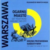 Ogarnij miasto. Warszawa - okładka książki