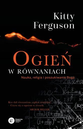Ogień w równaniach. Nauka, religia - okładka książki