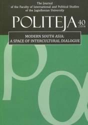 Politeja nr 40/2016 - okładka książki