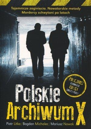 Polskie archiwum X. Śledztwa po - okładka książki