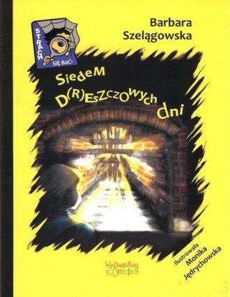 Siedem d(r)eszczowych dni - okładka książki