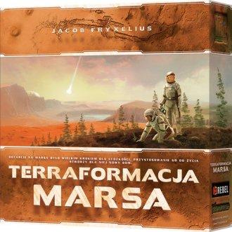 Terraformacja Marsa - zdjęcie zabawki, gry