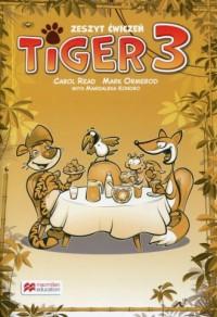 Tiger 3. Zeszyt ćwiczeń. do wersji wieloletniej - okładka podręcznika