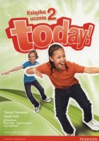 Today 2. Szkoła podstawowa. Podręcznik - okładka podręcznika
