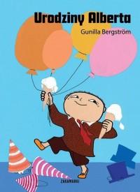 Urodziny Alberta - okładka książki