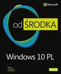 Windows 10 PL. Od środka - okładka książki
