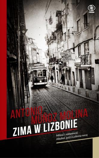 Zima w Lizbonie - okładka książki