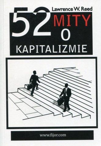 52 mity o kapitalizmie - okładka książki