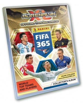 Album Fifa 365/2. 2017 - zdjęcie zabawki, gry