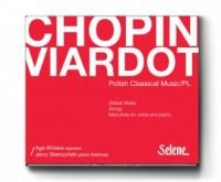 Chopin / Viardot. Mazurki na głos i fortepian. Stabat Mater - okładka płyty