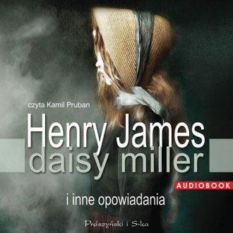 Daisy Miller i inne opowiadania - pudełko audiobooku