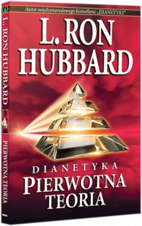 Dianetyka: pierwotna teoria - okładka książki