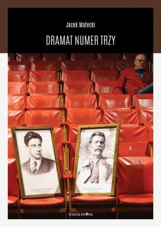Dramat Numer Trzy - okładka książki