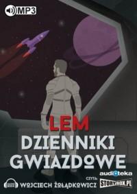Dzienniki gwiazdowe - Stanisław - pudełko audiobooku