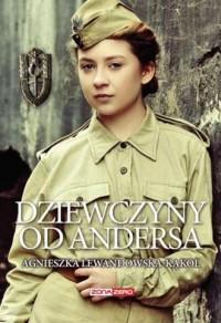 Dziewczyny od Andersa - okładka książki