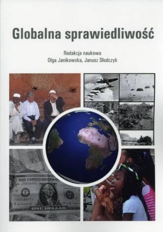 Globalna sprawiedliwość - okładka książki