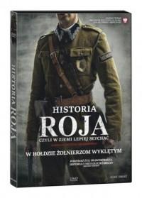 Historia Roja - Jerzy Zalewski - okładka filmu