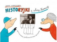 Historyjki z ulicy Karowej - okładka książki