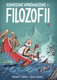 Komiksowe wprowadzenie do filozofii - okładka książki