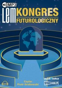 Kongres futurologiczny - Stanisław - pudełko audiobooku