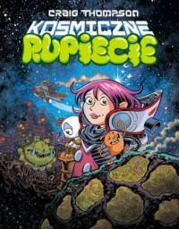 Kosmiczne rupiecie - okładka książki