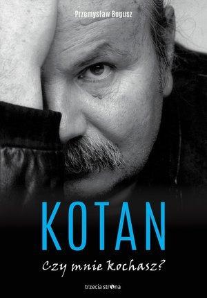 Kotan. Czy mnie kochasz? - okładka książki