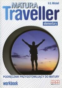 Matura Traveller. Elementary Workbook (+ CD). Podręcznik przygotowujący do matury - okładka podręcznika