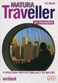 Matura Traveller. Pre-intermediate Workbook. Podręcznik przygotowujący do matury - okładka podręcznika