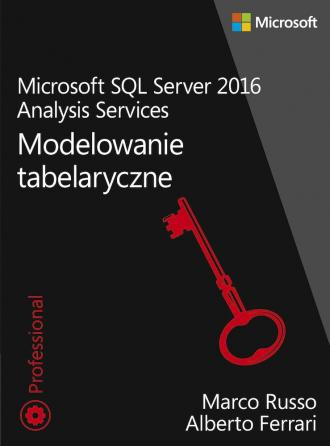 Microsoft SQL Server 2016. Analysis - okładka książki