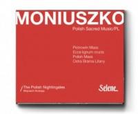Polskie Pieśni Sakralne - okładka płyty