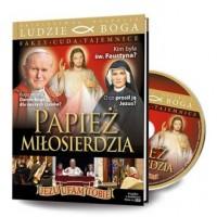 Papież Miłosierdzia - Marina Ricci - okładka filmu