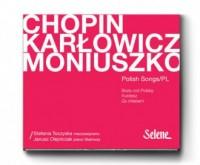 Pieśni Polskie - okładka płyty