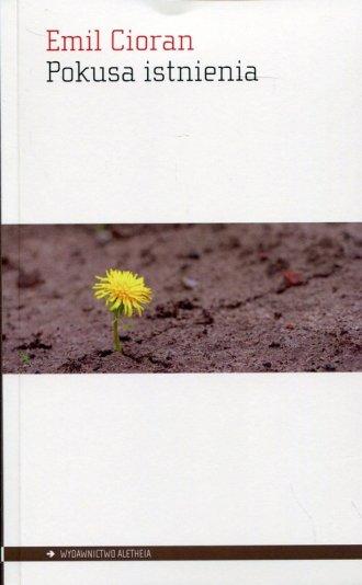 Pokusa istnienia - okładka książki