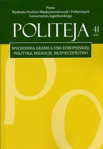 Politeja nr 41/2016 - okładka książki
