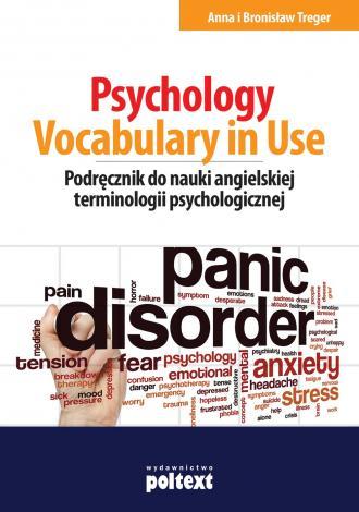 Psychology Vocabulary in Use. Podręcznik - okładka książki
