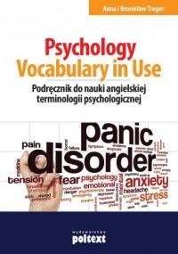 Psychology Vocabulary in Use. Podręcznik do nauki angielskiej terminologii  psychologicznej - okładka książki