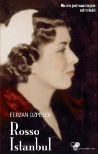 Rosso Istanbul - okładka książki