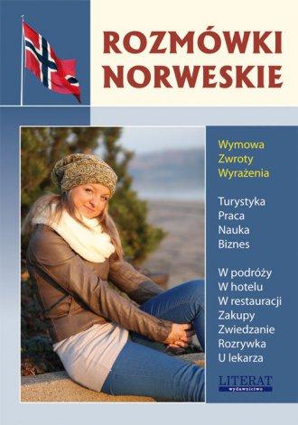 Rozmówki norweskie - okładka podręcznika