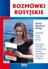 Rozmówki rosyjskie - okładka podręcznika