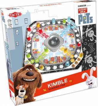 Sekretne Życie Zwierzaków Kimble - zdjęcie zabawki, gry