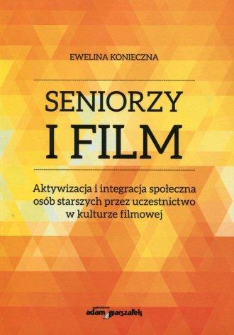 Seniorzy i film - okładka książki